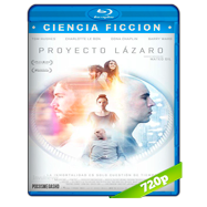 Proyecto Lázaro (2016) BRRip 720p Audio Ingles 5.1 Subtitulada