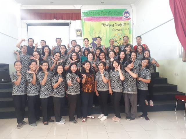 Kegiatan Guru & Karyawan SMP Kristen Kalam Kudus Surakarta