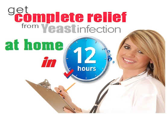 How to cure a yeast infection at home fast