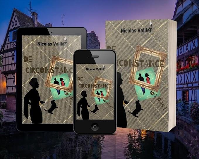 Avis de lecture : De circonstance, de Nicolas Vallier