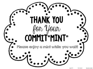 For Parents Thank You For Your Commit Mint Pictures to Pin