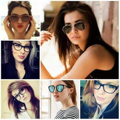 يف تختارين النظارة الشمسية المناسبة لشكل وجهك؟