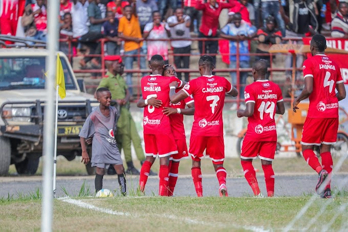 FT: Polisi Tanzania 0-1 Simba SC | We are unstoppable