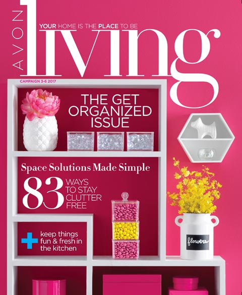 Avon Catalog 6 2017 - Living Sales