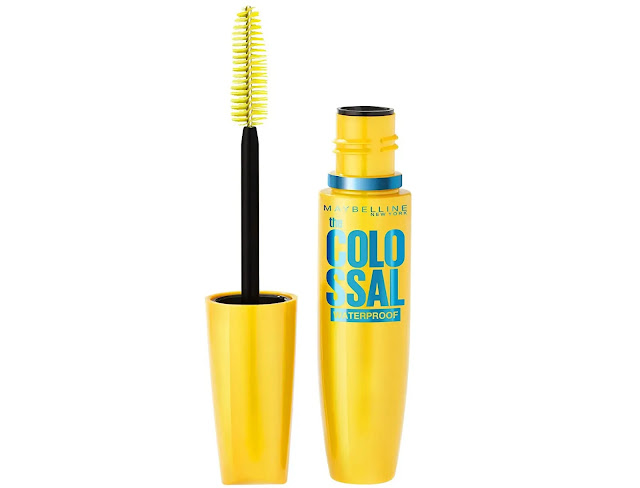 6. Maybelline The Colossal Waterproof Mascara