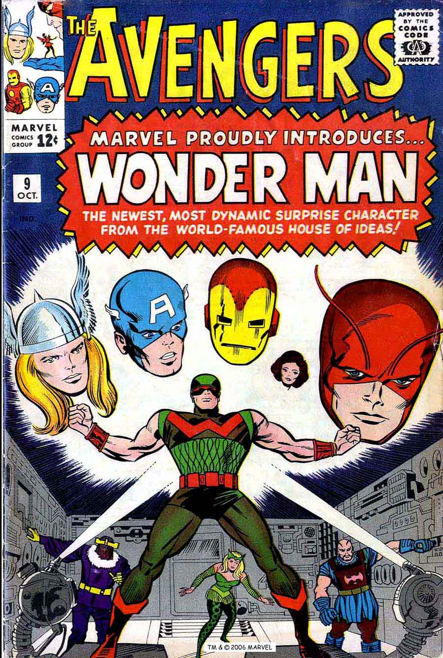 Book Cover Ideas For Wonder : Avengers jack kirby cover pencil ink