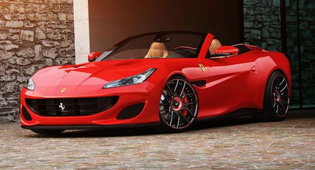 Ferrari, Ferrari Portofino, Tuning, Wheelsandmore