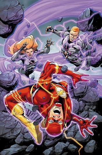 The Flash 758/DC/Reprodução