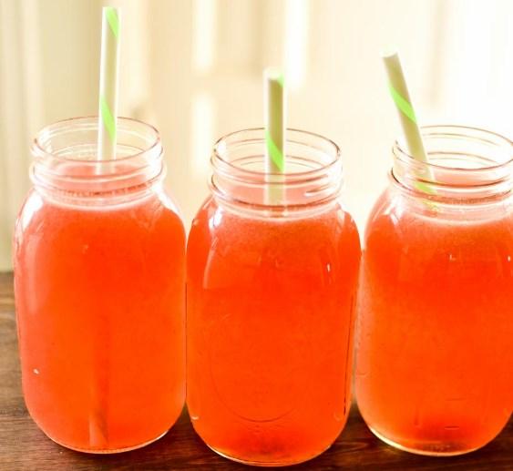 Raspberry Good Girl Moonshine #drinks #THM