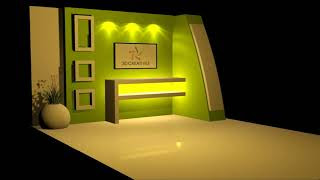 Photometric Ies Lights in 3ds max hindi