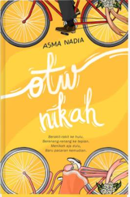 resensi buku Asma Nadia - OTW Nikah