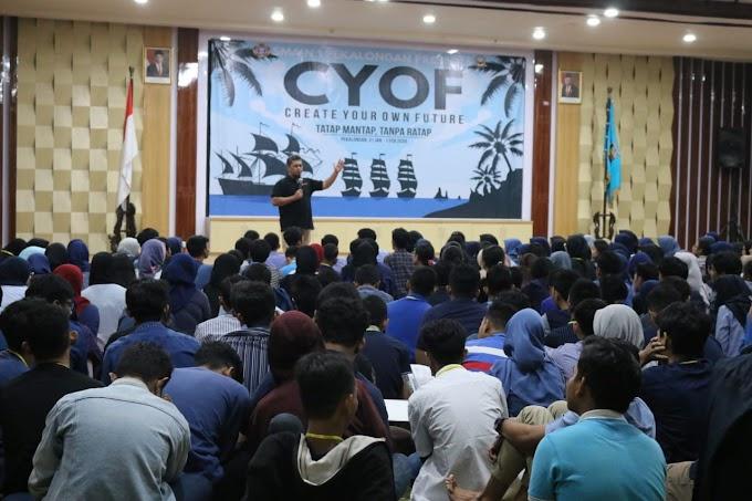 CYOF 2020 'Tatap Mantap, Tanpa Ratap'