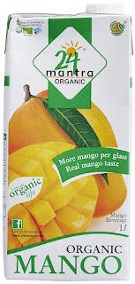 24 Mantra Organic Mango Juice