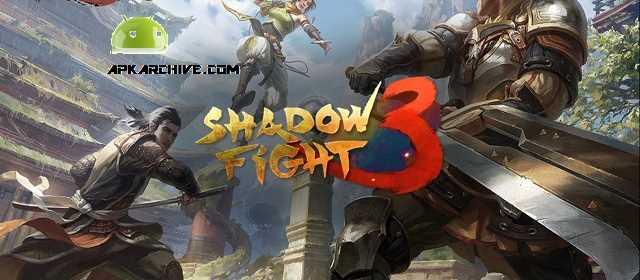 Shadow Fight 3 v1.19.2 [Mod] Android apk indir