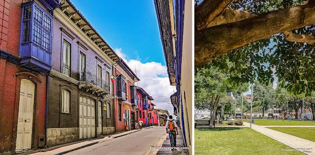 Bogotá: Chapinero e La Candelaria