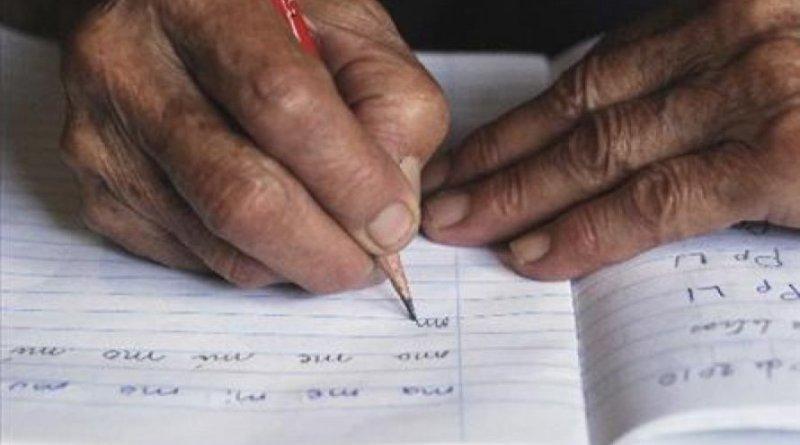 Taxa de analfabetos no Pará se estabiliza; mulheres com mais de 60 anos lideram