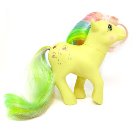 My Little Pony Trickles Year Three Rainbow Ponies II G1 Pony