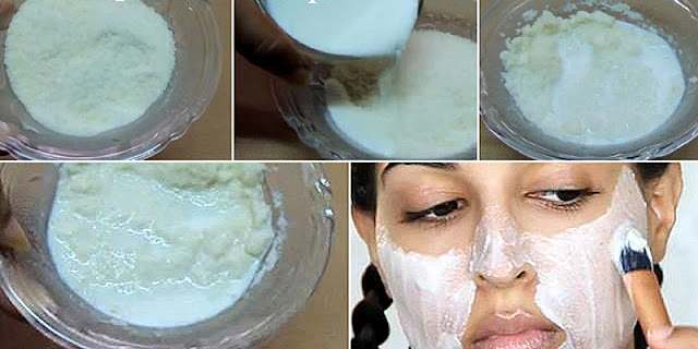 Skin Whitening Remedy - Use Rice Powder For Natural Fair Skin
