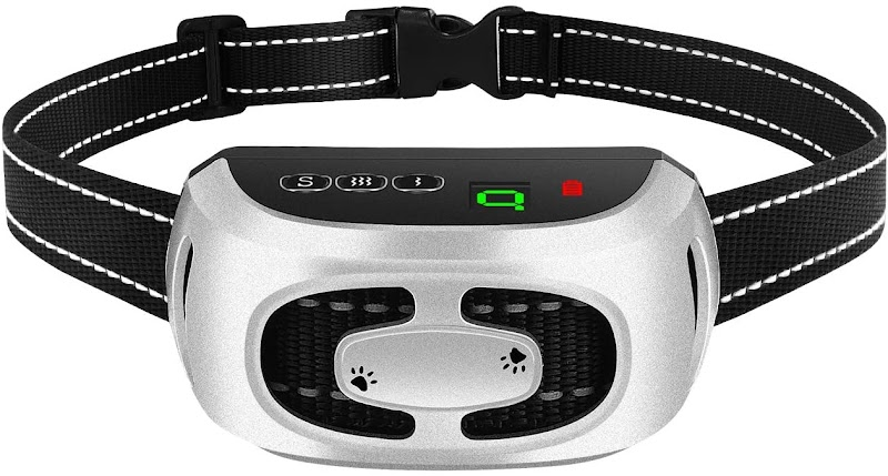 55% off Dog Bark Collar with 9 Adjustable Sensitivity