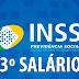 INSS libera segunda parcela do 13º salário dos beneficiários da Previdência a partir desta segunda-feira (25).