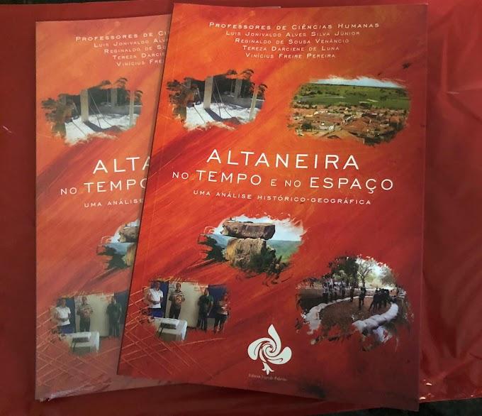 Escola Santa Tereza publica seu primeiro livro junto à Biblioteca Nacional