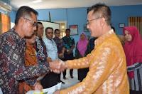 Wakil Walikota Launching DAU Tambahan Sebesar Rp370 juta per Kelurahan