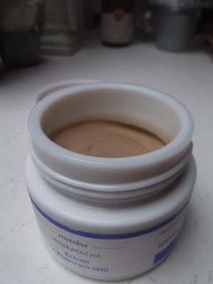 hydratačná pleťová maska