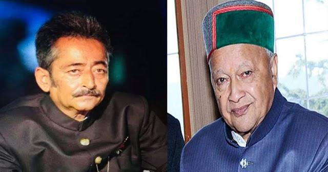 हिमाचल से एक और दुखद खबर: पूर्व दिवंगत CM वीरभद्र सिंह के साले विक्रम सेन का  IGMC में निधन