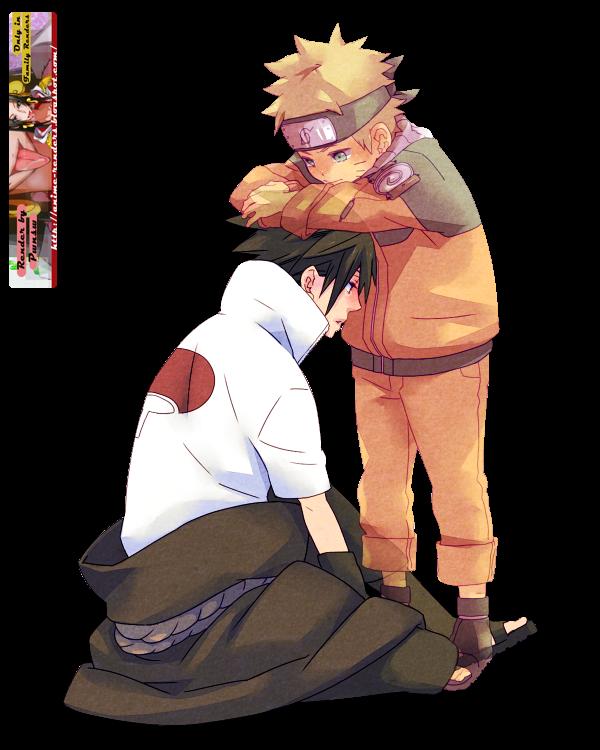 PNG-Naruto & Sasuke