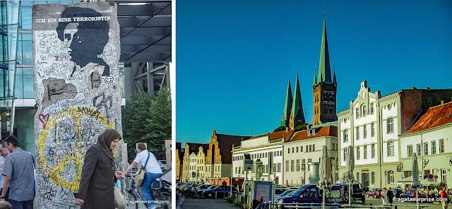 Alemanha: Berlim e Lübeck