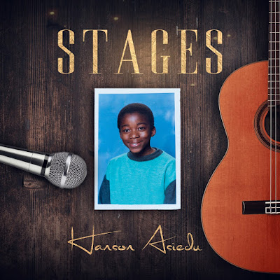 "hanson Asiedu -  ""Stages The EP"""