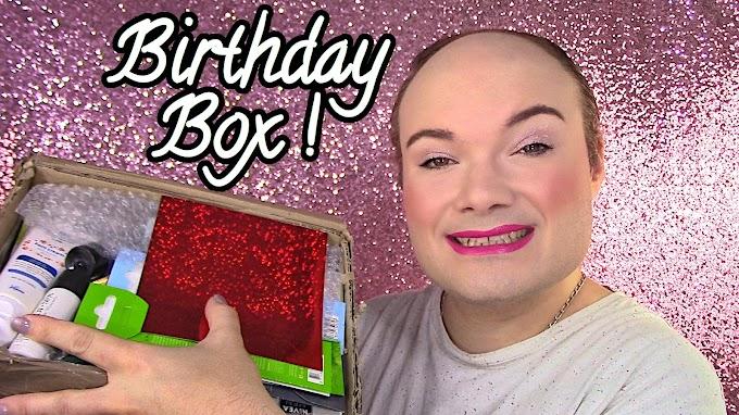 Unboxing spécial cadeaux d'anniversaire !