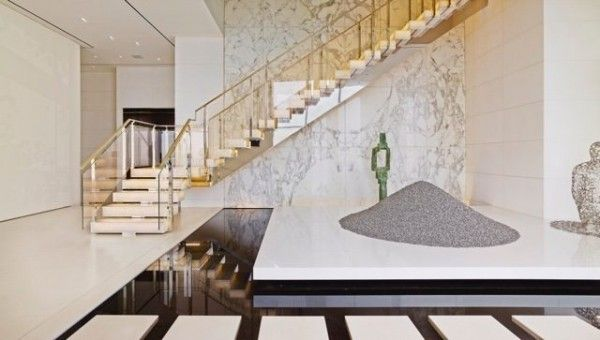 staircase modern design
