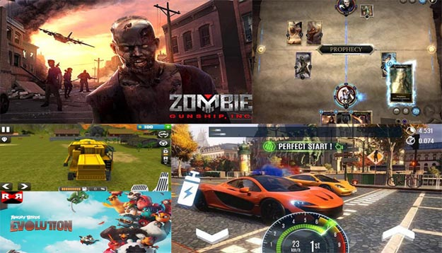 Best and Coolest 5 Android Games Free High Quality HD