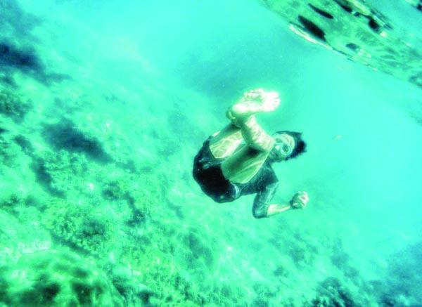 spot diving di Nusa Peninda Bali