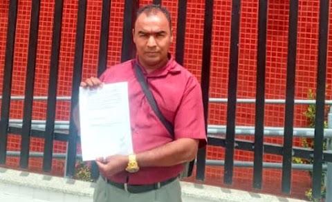 Jovem ingressa no MP de Itapetinga contra o imoral 13º dos vereadores