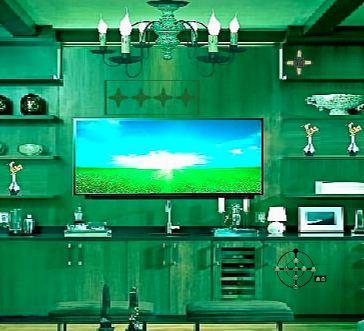 EscapeGamesZone Emerald Green Room Escape