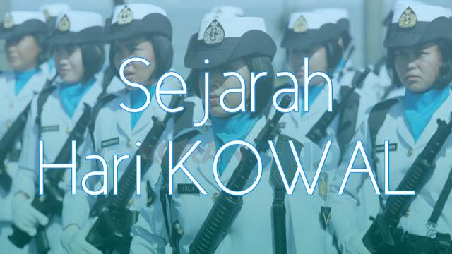 Sejarah Ditetapkannya Hari KOWAL Korps Wanita Angkatan Laut