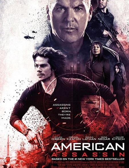 American Assassin (Asesino: Misión Venganza) (2017) 720p y 1080p WEBRip mkv Dual Audio AC3 5.1 ch
