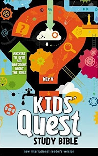 kids quest bibel cover