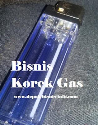 Bisnis, Produk, Korek Gas, Omset, Fantastis, Info