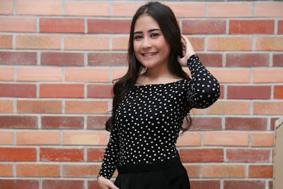 Biodata Prilly Latuconsina Pemeran Utama Film Danur Movie 2016