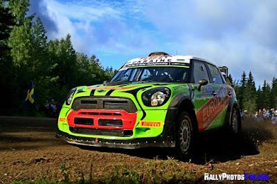 WRC Neste Rally Finland