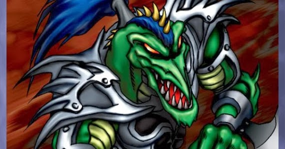 Rude Kaiser (Versão Anime) - Yu-Gi-Oh! Monstros de Duelo