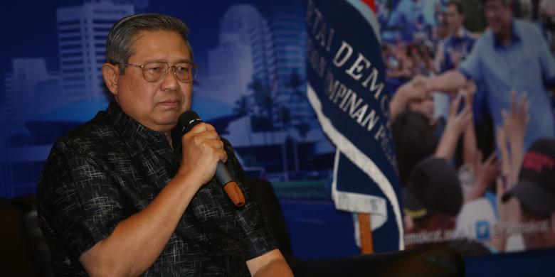 SBY Konpers Pertanyakan Transkrip Penyadapan