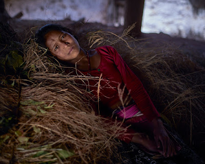 The Risky Lives of Women Sent Into Exile For Menstruating - Nepal and Woman