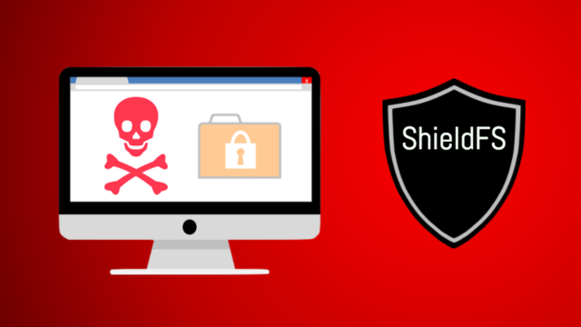 shieldfs complemento antiransomware