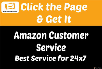 For Amazon Customer Service - Best Service for 24x7