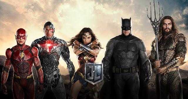 fakta-fakta film justice league