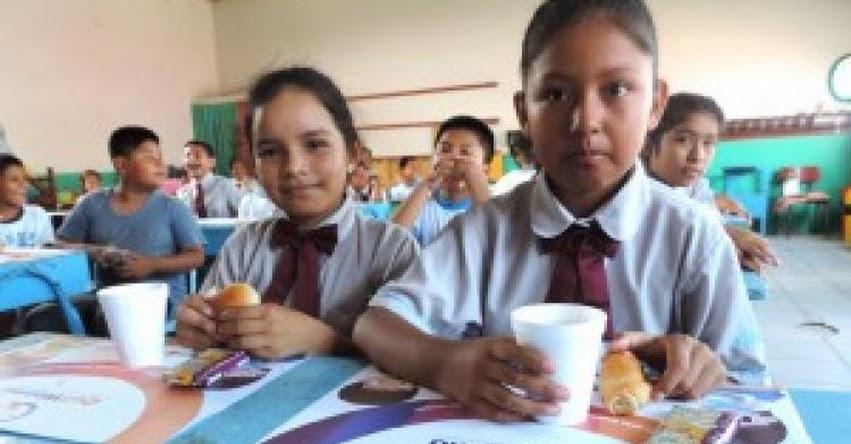 QALI WARMA: En colegios de Lima Provincias inició el servicio alimentario escolar para más de 90 mil escolares - www.qaliwarma.gob.pe